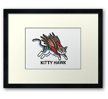 Local FaunaTownie T-Shirt Framed Print