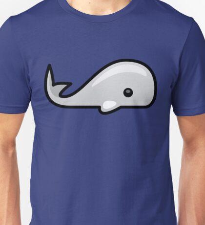 Little Cute Baby Cartoon Whale Unisex T-Shirt