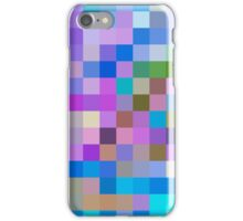 PIXELS_004 iPhone Case/Skin