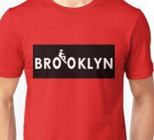 brooklyn bike lane Unisex T-Shirt