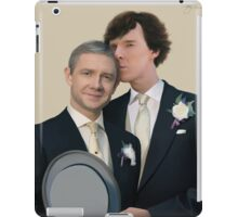 The Sign of Two iPad Case/Skin