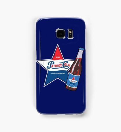Patriot Cola Samsung Galaxy Case/Skin