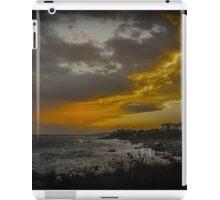 Newport Sunset iPad Case/Skin
