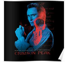 Crimson Peak The Movie Poster