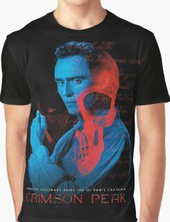 Crimson Peak The Movie Graphic T-Shirt