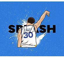 Splash! Photographic Print