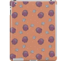 Fish and bubbles iPad Case/Skin