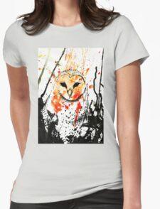 Watcher Original Womens Fitted T-Shirt