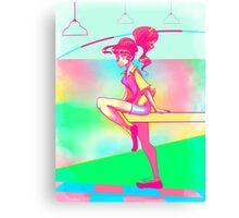 I'm Miss Sugar Sweet Canvas Print