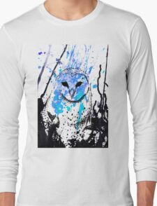Watcher - Blue Long Sleeve T-Shirt