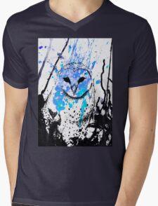 Watcher - Blue Mens V-Neck T-Shirt