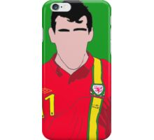 Gareth Bale Wales iPhone Case/Skin
