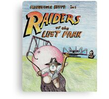 Raiders of the Lost Park Canvas Print