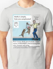 Cats Are Complicated T-Shirt