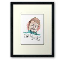 """Mac DeMarco """"MAC DADDY"""" Framed Print"""