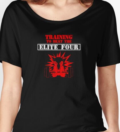 Cyndaquil Training Women's Relaxed Fit T-Shirt