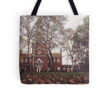 Fall at Independence Hall Tote Bag
