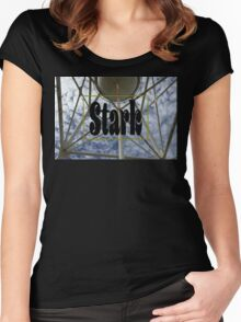 Stark Water Tower Women's Fitted Scoop T-Shirt