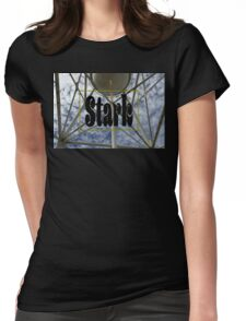 Stark Water Tower Womens Fitted T-Shirt