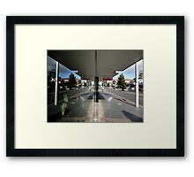 Reflection,Top Ryde,NSW,Australia 2014 Framed Print