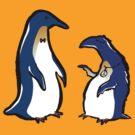 penguin lifestyles by greendeer