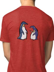 penguin lifestyles Tri-blend T-Shirt