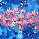 Ethereal Lotus by cathyjacobs