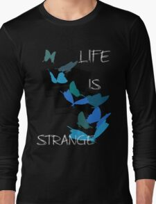 Strange-7 Long Sleeve T-Shirt