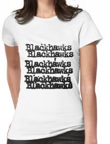 Blacktricks 2016 Womens Fitted T-Shirt