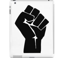 Clenched Fist iPad Case/Skin