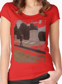 Red FriDay Women's Fitted Scoop T-Shirt