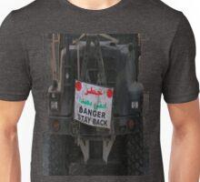 Stay Back Unisex T-Shirt