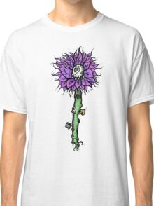 Skull Bloom Classic T-Shirt