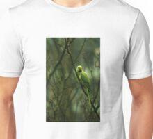 Green Ringnecked Parakeet T-Shirt