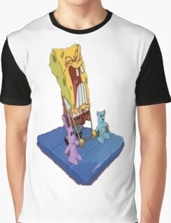 SPONGebob workout  Graphic T-Shirt