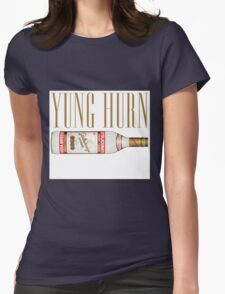 Yung Hurn (Stoli) Womens Fitted T-Shirt