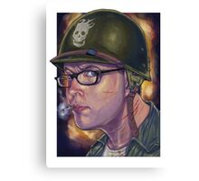 Ghost Battalion Canvas Print
