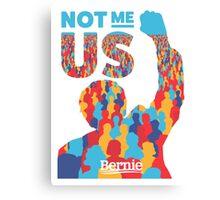 Bernie Sanders for President Canvas Print