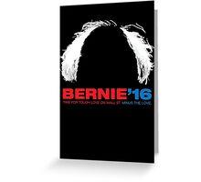 Bernie Sanders for President Greeting Card