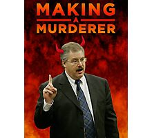 Ken Kratz - Making a Murder Photographic Print