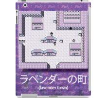 Lavender Town iPad Case/Skin