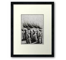 Holocaust Framed Print