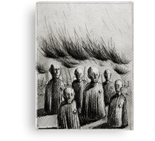 Holocaust Canvas Print