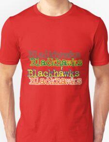 Hawkcolortricks T-Shirt