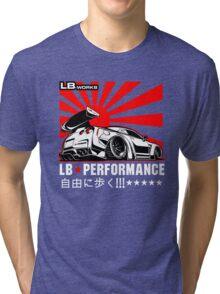 GTR LB Performance Tri-blend T-Shirt