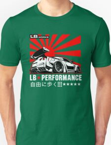 GTR LB Performance Unisex T-Shirt