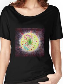 When the world around you is dark - find the light inside yourself Women's Relaxed Fit T-Shirt