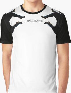 Superhand Hands  Graphic T-Shirt