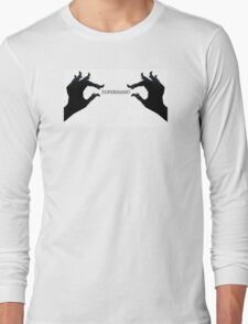 Superhand Hands  Long Sleeve T-Shirt