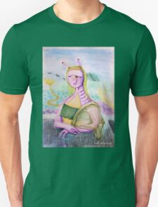 Reneissance in an underwater civillization far far away Unisex T-Shirt